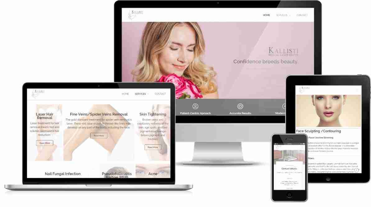 website-design-kallisti